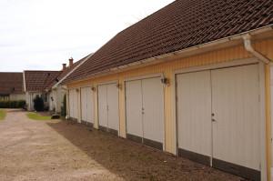 Garage till Rallargränd 5 och 6.