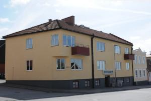Slagtoftavägen, fasad från gata